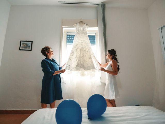 Il matrimonio di Caterina e Damiano a Amalfi, Salerno 13