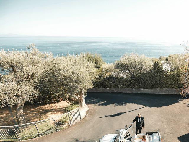 Il matrimonio di Caterina e Damiano a Amalfi, Salerno 16