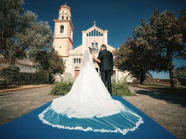 Il matrimonio di Caterina e Damiano a Amalfi, Salerno 17