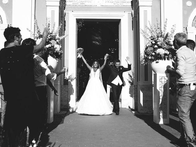 Il matrimonio di Caterina e Damiano a Amalfi, Salerno 21