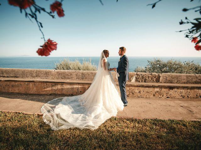 Il matrimonio di Caterina e Damiano a Amalfi, Salerno 22