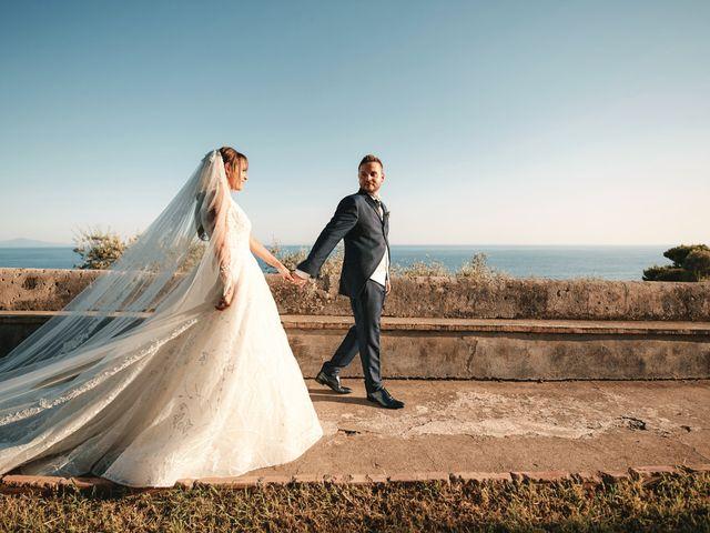 Il matrimonio di Caterina e Damiano a Amalfi, Salerno 23