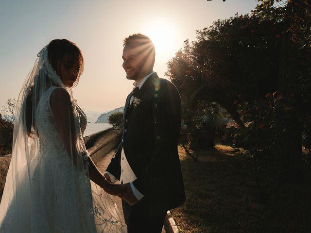 Il matrimonio di Caterina e Damiano a Amalfi, Salerno 24