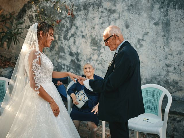 Il matrimonio di Caterina e Damiano a Amalfi, Salerno 25