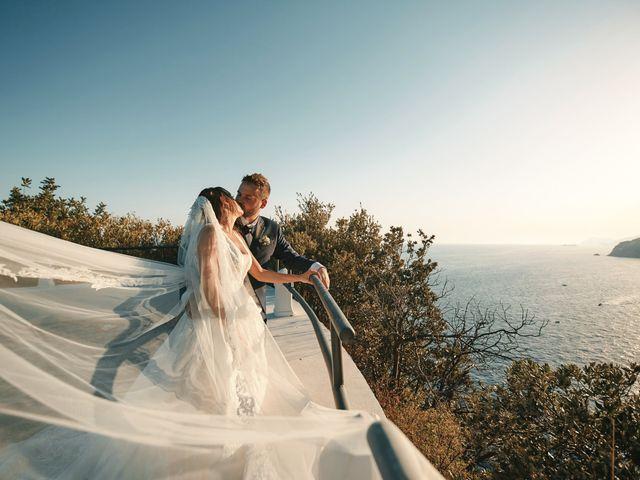 Il matrimonio di Caterina e Damiano a Amalfi, Salerno 26