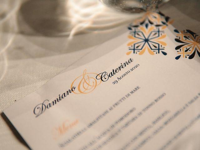 Il matrimonio di Caterina e Damiano a Amalfi, Salerno 28