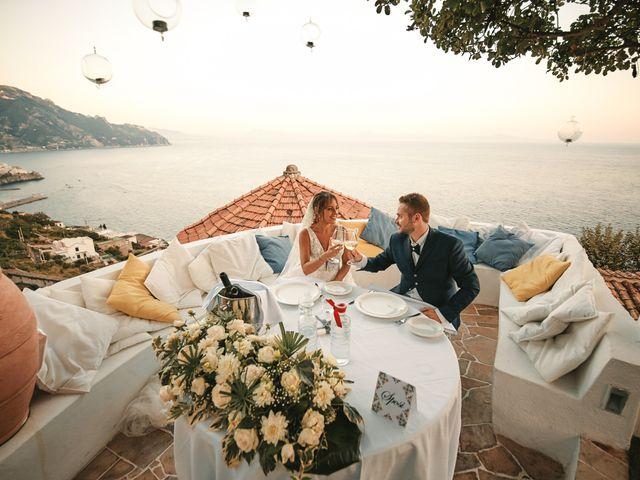 Il matrimonio di Caterina e Damiano a Amalfi, Salerno 29