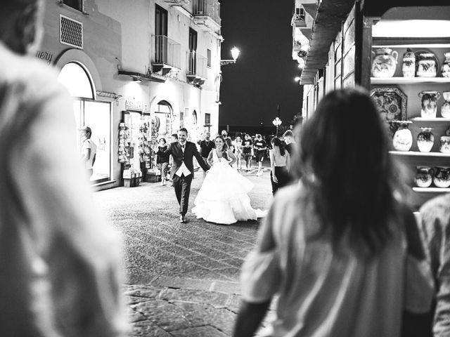 Il matrimonio di Caterina e Damiano a Amalfi, Salerno 34