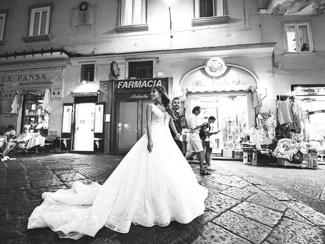 Il matrimonio di Caterina e Damiano a Amalfi, Salerno 37