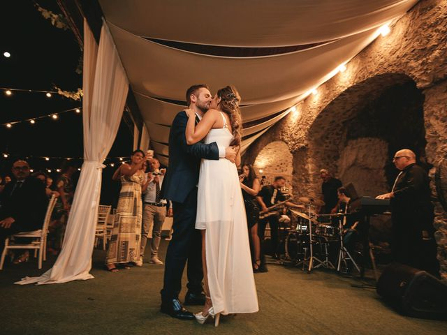 Il matrimonio di Caterina e Damiano a Amalfi, Salerno 42