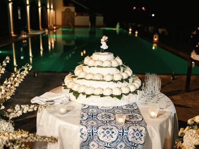 Il matrimonio di Caterina e Damiano a Amalfi, Salerno 48