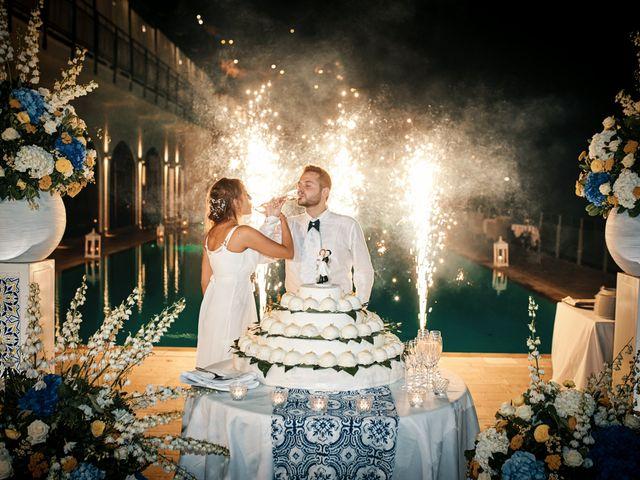 Il matrimonio di Caterina e Damiano a Amalfi, Salerno 51