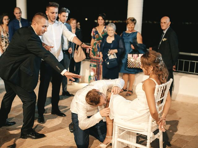Il matrimonio di Caterina e Damiano a Amalfi, Salerno 54