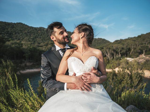 Le nozze di Natascia e Davide