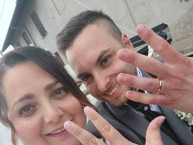 Il matrimonio di Vincenzo  e Jessica  a Magenta, Milano 2
