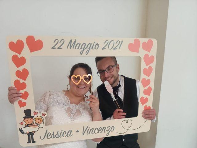 Il matrimonio di Vincenzo  e Jessica  a Magenta, Milano 7