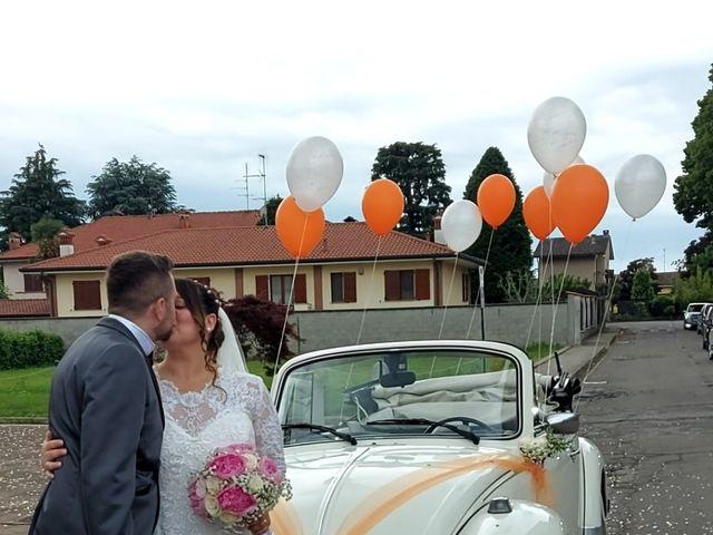 Il matrimonio di Vincenzo  e Jessica  a Magenta, Milano 9