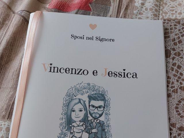 Il matrimonio di Vincenzo  e Jessica  a Magenta, Milano 11
