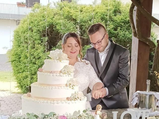 Il matrimonio di Vincenzo  e Jessica  a Magenta, Milano 12