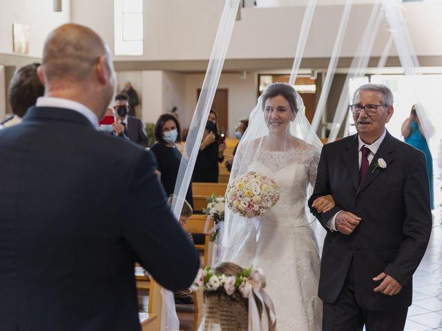 Il matrimonio di Emanuele e Cristina a Rieti, Rieti 16
