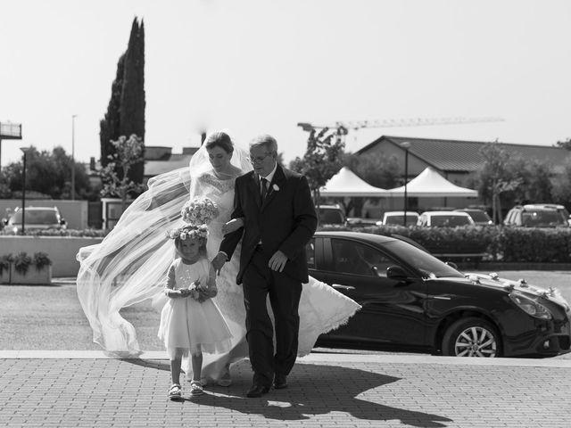 Il matrimonio di Emanuele e Cristina a Rieti, Rieti 17