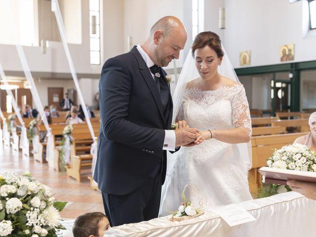 Il matrimonio di Emanuele e Cristina a Rieti, Rieti 25