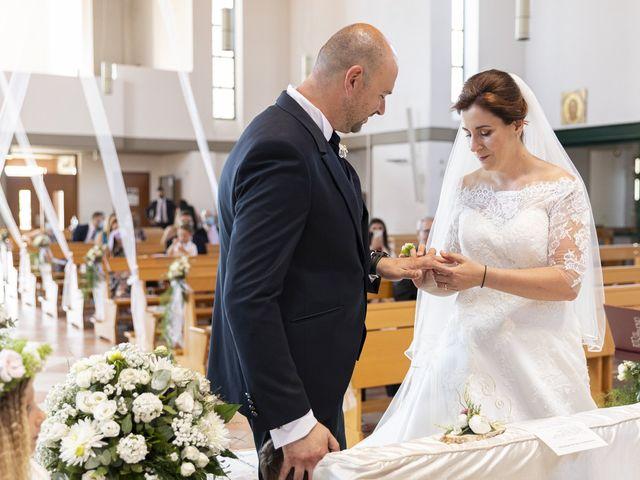 Il matrimonio di Emanuele e Cristina a Rieti, Rieti 27