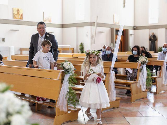 Il matrimonio di Emanuele e Cristina a Rieti, Rieti 29