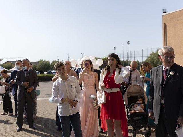 Il matrimonio di Emanuele e Cristina a Rieti, Rieti 33