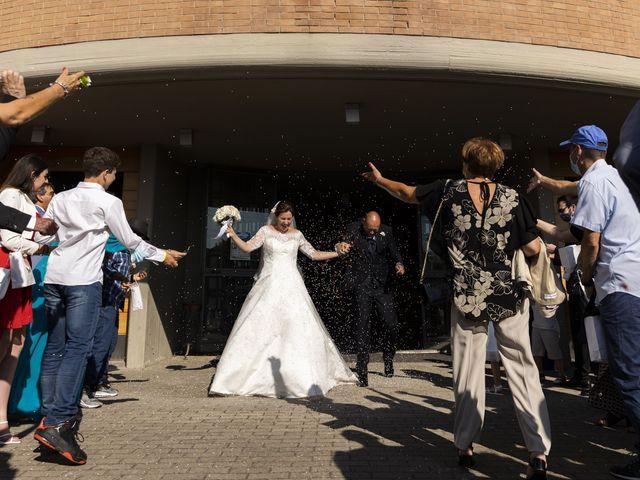 Il matrimonio di Emanuele e Cristina a Rieti, Rieti 34