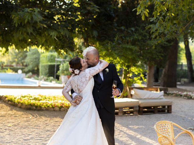 Il matrimonio di Emanuele e Cristina a Rieti, Rieti 48