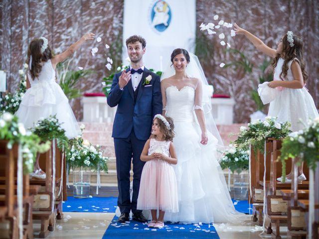 Il matrimonio di Ervis e Ambra a Falerone, Fermo 1
