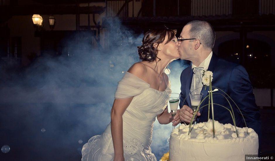 Il matrimonio di Enrico e Filomena a Seriate, Bergamo
