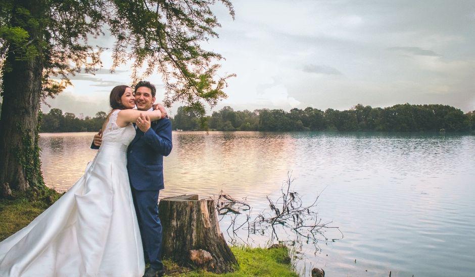 Il matrimonio di Daniele e Laura a Gaggiano, Milano