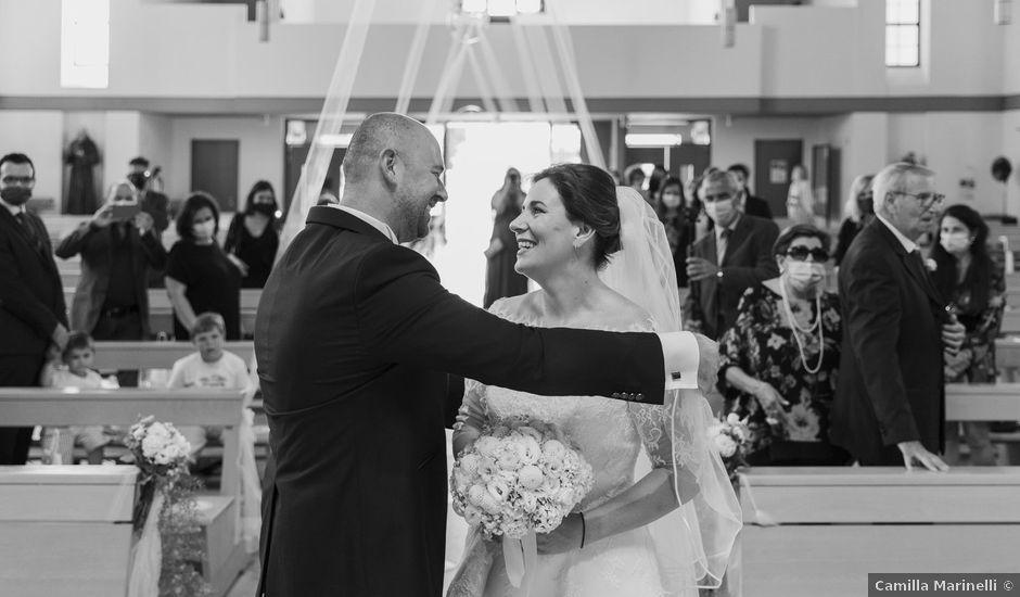 Il matrimonio di Emanuele e Cristina a Rieti, Rieti