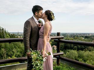 Le nozze di Martina e Georgios