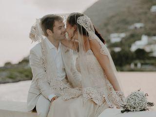 Le nozze di Giorgia e Gianmarco