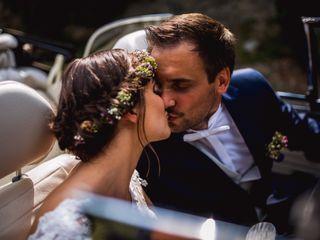 Le nozze di Stefanie e Patrick