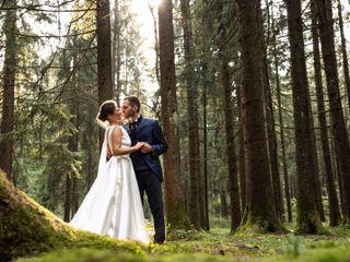 Le nozze di Greta e Luciano 1