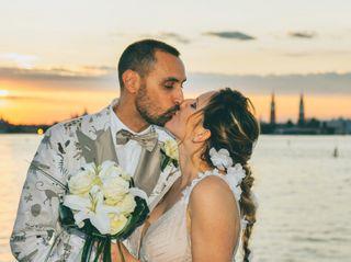 Le nozze di Romana e Marco