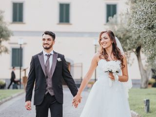 Le nozze di Giancarlo e Nica