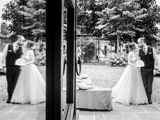 Le nozze di Federica e Gianpietro
