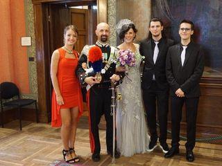 Le nozze di Ross e Nik 1