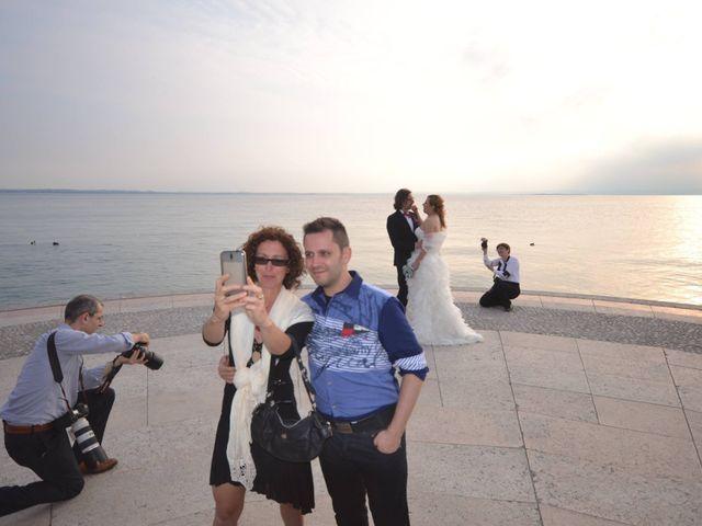 Il matrimonio di Flavio e Giulia a Lazise, Verona 1