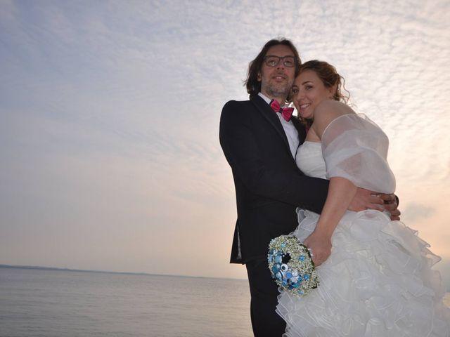 Il matrimonio di Flavio e Giulia a Lazise, Verona 2