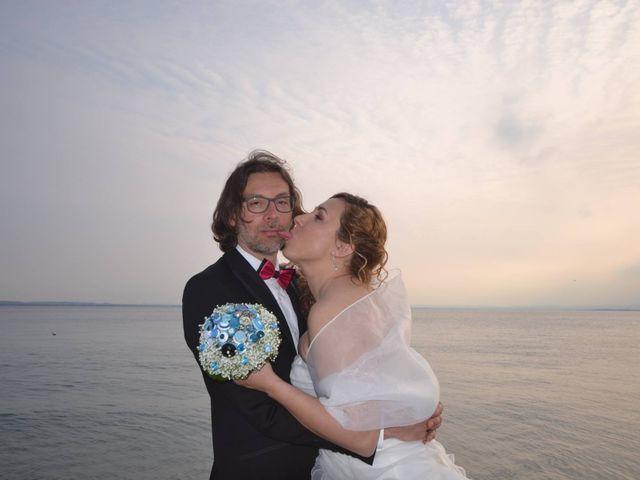 Il matrimonio di Flavio e Giulia a Lazise, Verona 6