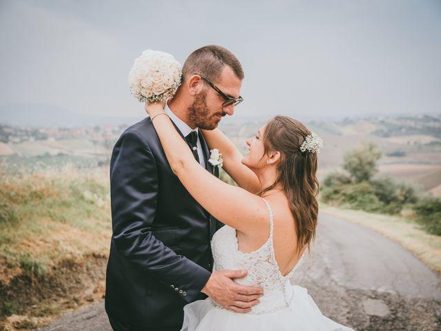 le nozze di Nicole e Thomas