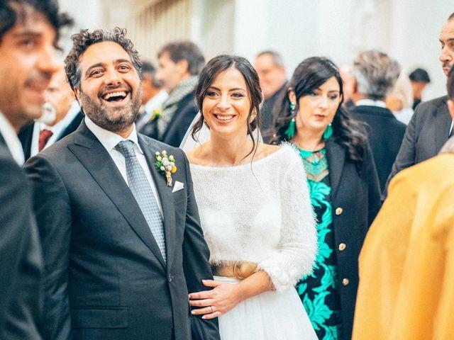 Le nozze di Rosaria e Gaspare