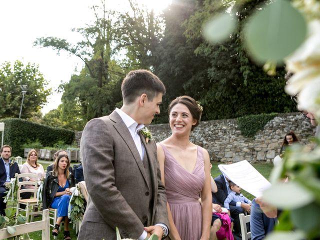 Il matrimonio di Georgios e Martina a Lecco, Lecco 28