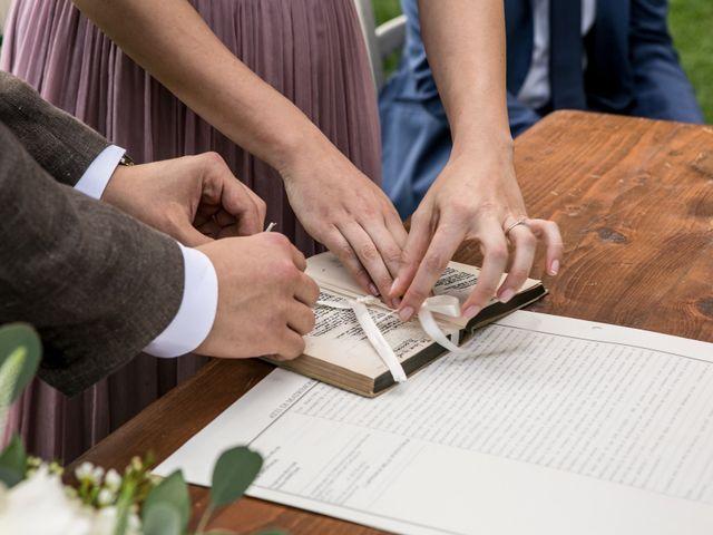 Il matrimonio di Georgios e Martina a Lecco, Lecco 30